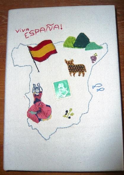 Dagboek Spanje