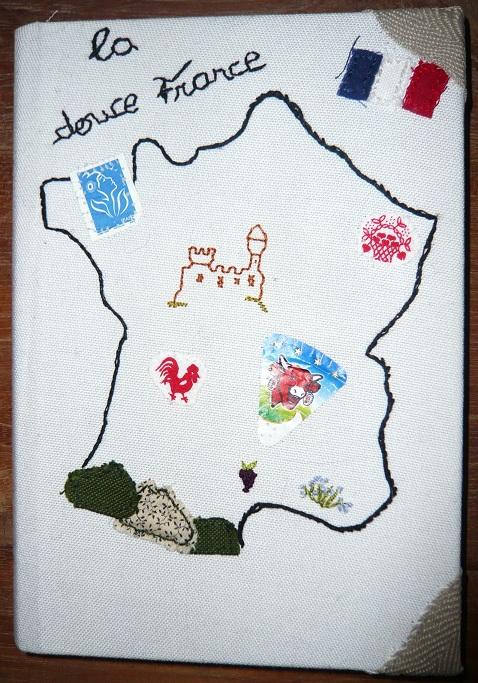 Frankrijk Dagboek