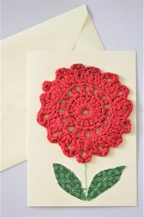 bloem-postkaart